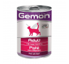 Gemon Cat Πατέ Adult Veal 400g