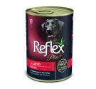 Reflex Plus Dog Κομματάκια Αρνί σε Σάλτσα 400gr