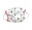Παιδική Μάσκα Προστασίας Υφασμάτινη Indigo Child Diamante