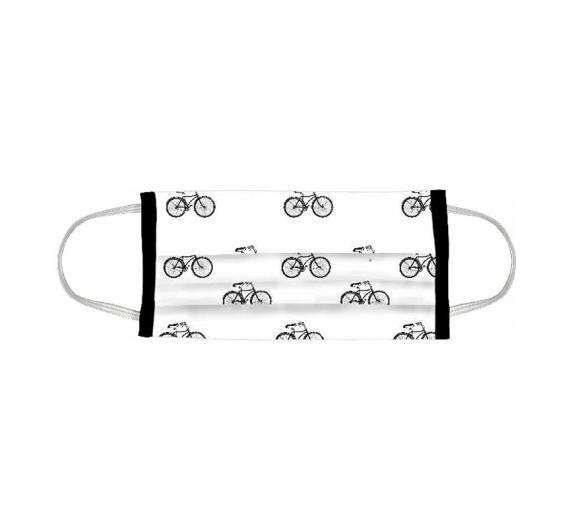 Μάσκα Προστασίας Υφασμάτινη Indigo Adult Bike