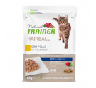 Natural Trainer Cat Hairball Κοτόπουλο 85gr