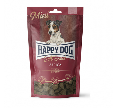 Happy Dog Softsnack Mini Africa 100gr