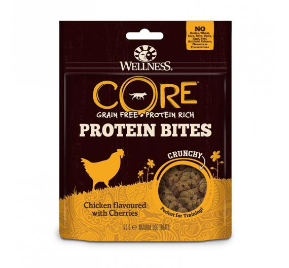 /CORE D Prot.Bites crunC&Che170