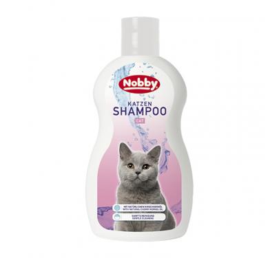 Nobby Σαμπουάν Για Γάτες Με Έλαιο Κερασιάς 300ml