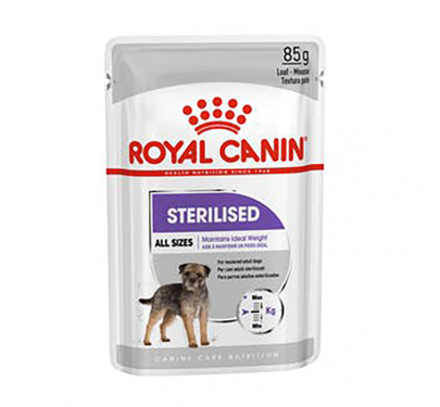 Royal Canin Wet Sterilised 85gr