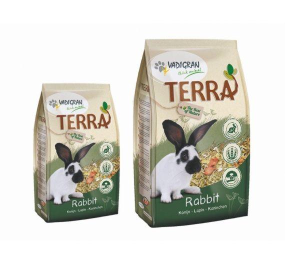 Vadi Terra Rabbit Κουνέλι 2,25Kg