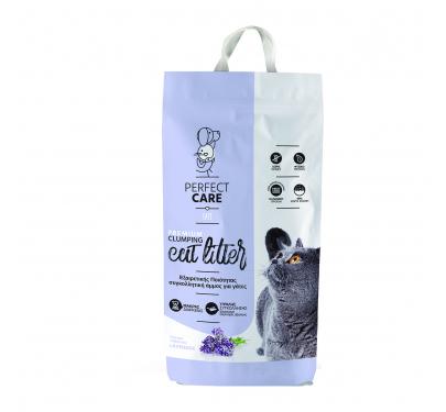 Perfect Care Άμμος Γάτας Μπετονίτη Με Άρωμα Λεβάντας