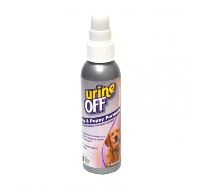 Urine Off Σπρέϊ Καθαρισμού Λεκέδων Για Σκύλους