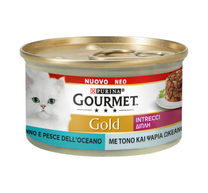 Purina Gourmet Gold Ταρτάρ Τόνο 85gr