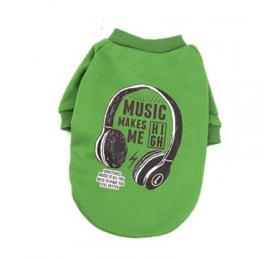 """Φούτερ Σκύλου """"Music Makes Me High"""""""