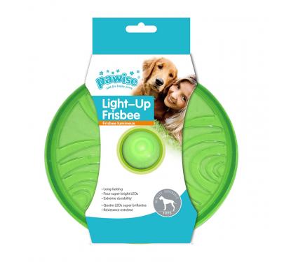 Pawise Παιχνίδι Flash Frisbee Με Φως Led 21cm