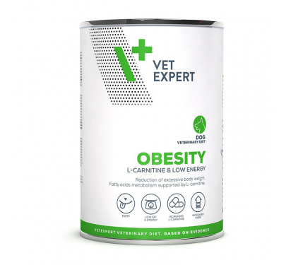 Vet Expert Obesity Dog 400g