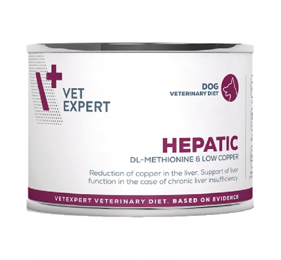 Vet Expert Hepatic Dog 200g