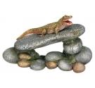 Nobby Aqua Stones with Crocodile