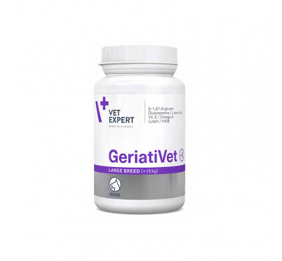 Vet Expert GeriatiVet Dog Large Breed 45 Δισκία
