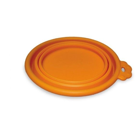 ΝΟΒΒΥ SILICONE bowl, foldable