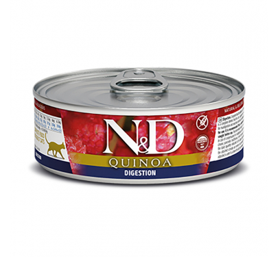 N&D Quinoa Grain Free Digestion 80gr