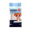 Puppies Εκπαιδευτικές Πάνες με Αυτοκόλλητο 10τμχ