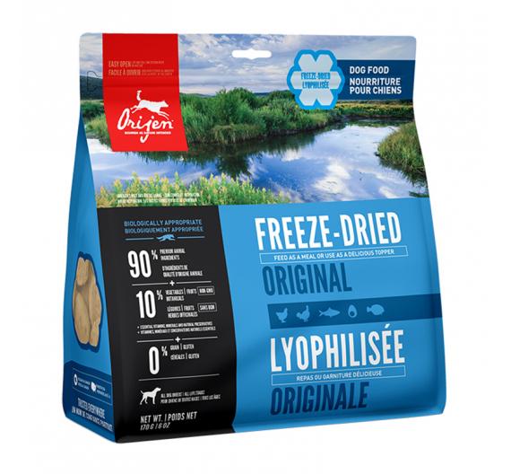 Orijen Freeze Dried Original 170gr