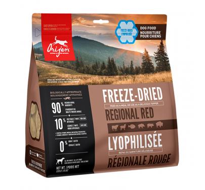 Orijen Freeze Dried Regional Red 170gr