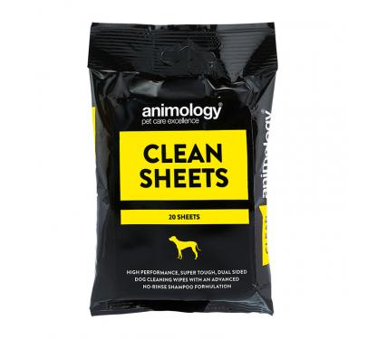 Animology Clean Sheets 20τμχ