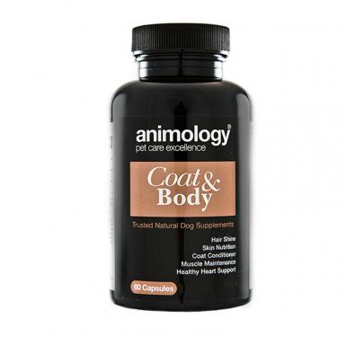 Animology Coat & Body Supplement 60 κάψουλες