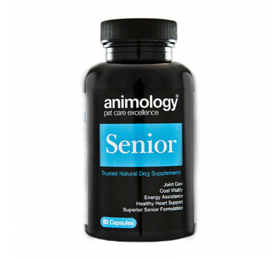 Animology Senior Supplement 60 κάψουλες