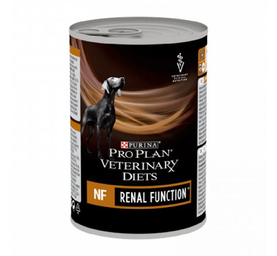 PRO PLAN Veterinary Diets Dog NF Renal Function Μους 400gr