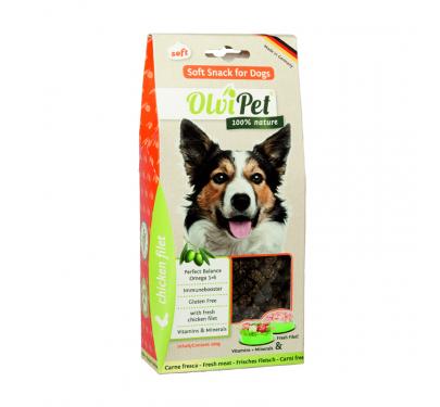 OlviPet SoftSnack Dog 200gr