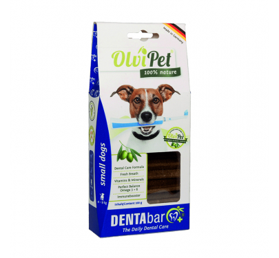 OlviPet DENTAbar Small 9 Sticks 100gr