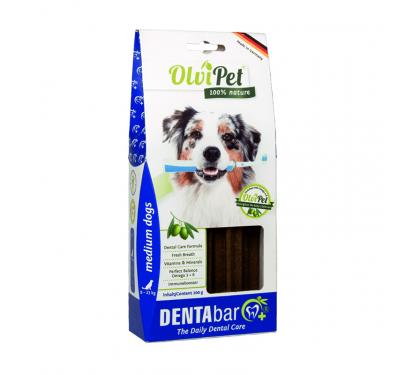 OlviPet DENTAbar Medium 7 Sticks 200gr