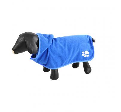 Gatoskilo Μπουρνούζι Για Σκύλους Μπλε