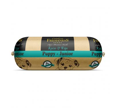Celebrate Freshness Σαλάμι Puppy Junior Μeat & Fish 400gr