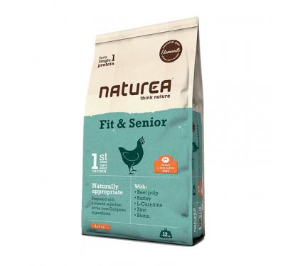 Naturea Elements Fit & Senior Chicken 12kg