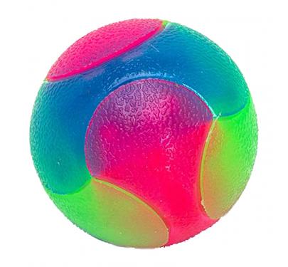 Gatoskilo Παιχνίδι Μπάλα με Φως Led Πολύχρωμη 6.5cm