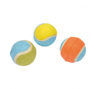 Gatoskilo Παιχνίδι Σετ 3τμχ Μπάλα Τένις 7cm
