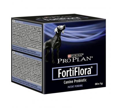 Purina Pro Plan Veterinary Diets Fortiflora Διατροφικό Συμπλήρωμα για Σκύλους 1gr 30τμχ