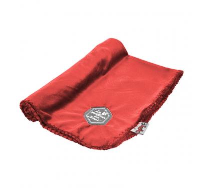Love Story Κουβέρτα Κόκκινη 100x70cm