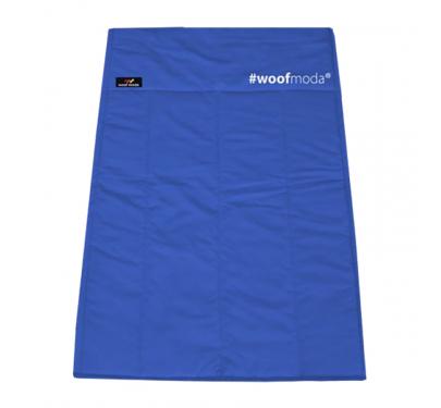 Woofmoda Παπλωματάκι 100x70cm Μπλε
