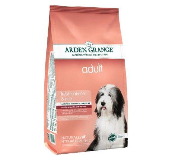 Arden Grange Adult Salmon & Rice 2kg