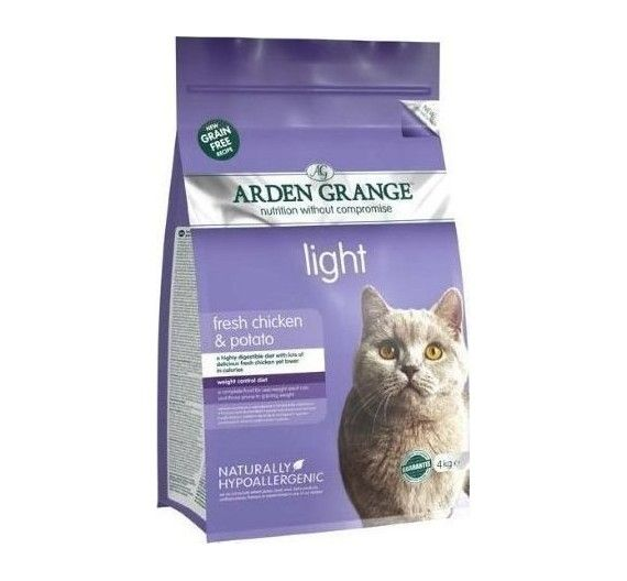 Arden Grange Adult Light 4kg