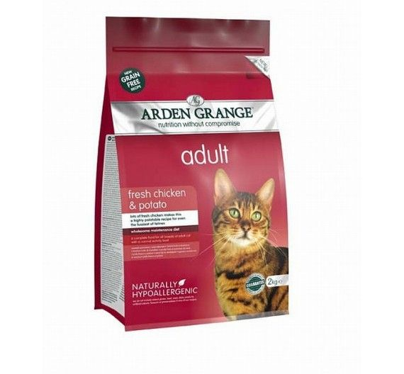 Arden Grange Adult Fresh Chicken & Potato 4kg