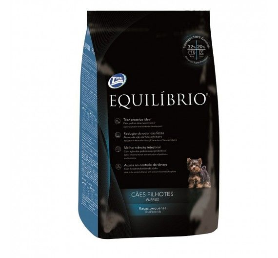 Equilibrio Puppy Small Breeds 2kg