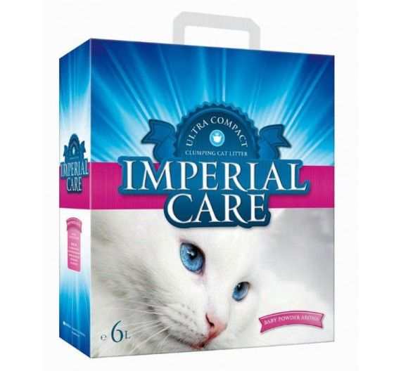 Imperial Care Clumping Baby Powder 6Lt