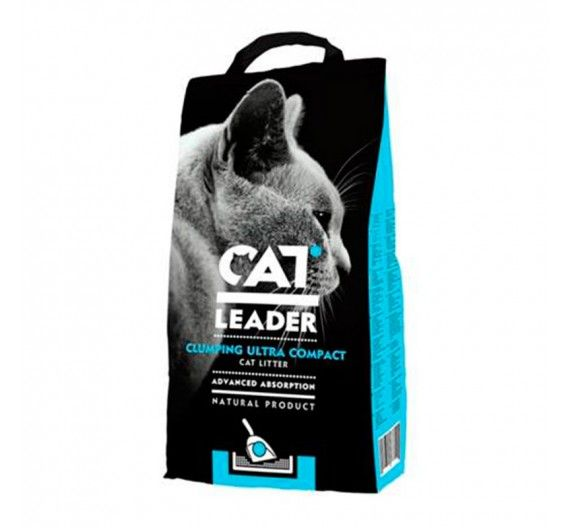 Cat Leader Clumping Wild Nature 10kg