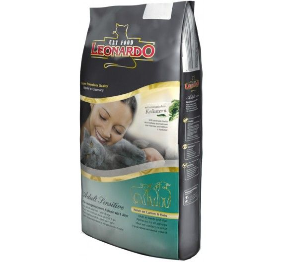 Leonardo Adult Sensitive Lamb & Rice 15kg