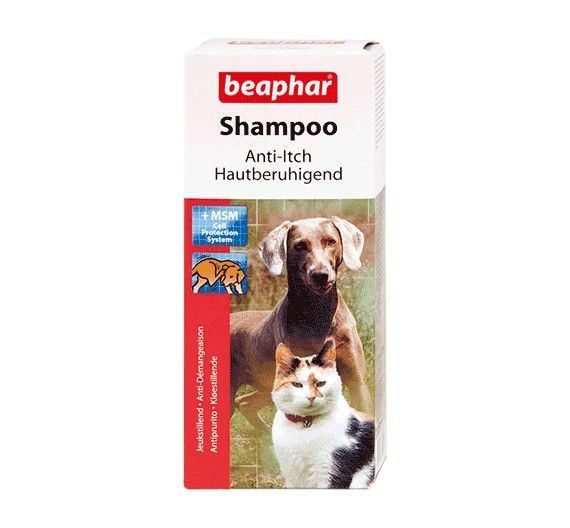 Beaphar Shampoo Anti-Itch - Κατά της Φαγούρας 250ml