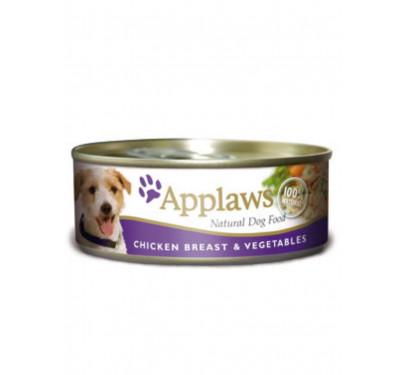 Applaws Φιλέτο Κοτόπουλο & Λαχανικά 3x156gr
