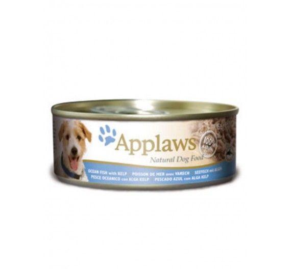 Applaws Ψάρια Ωκεανού & Φύκια 16x156gr