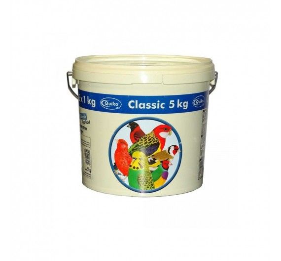 QUIKO Αβγοτροφή CLASSIC 5kg
